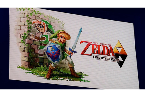 Back to the future: Nintendo's new 'Legend of Zelda' games ...