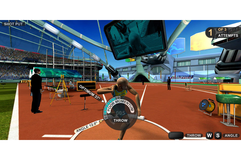 Download Summer Athletics Full PC Game