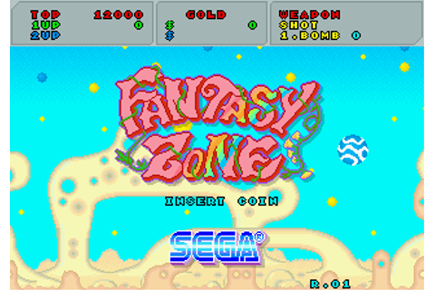 Fantasy Zone (Video Game) - TV Tropes