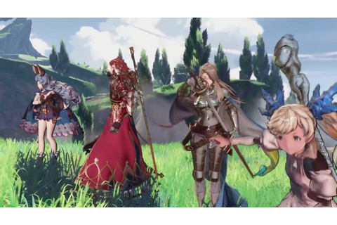 Granblue Fantasy Project Re: Link - YouTube