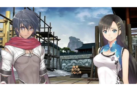 Blade Arcus from Shining EX (PS3) Rick - Story - YouTube