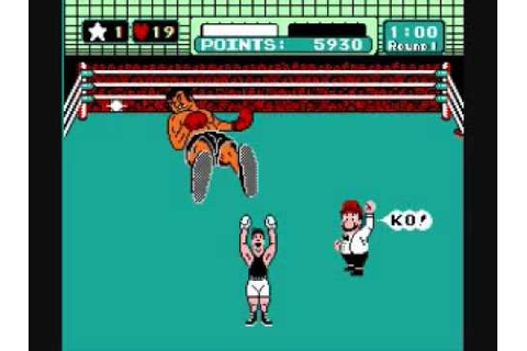 Mike Tyson's Punch Out!! (NES) *FULL PLAYTHROUGH* - YouTube