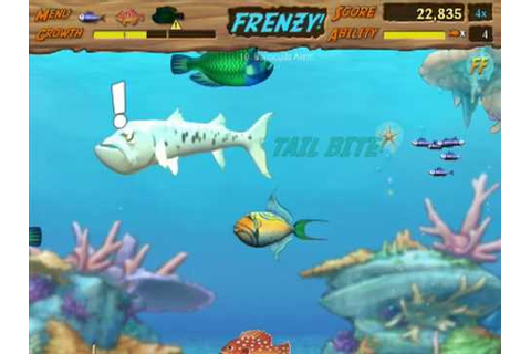 Let's Play Feeding Frenzy 2 - 03 - Levels 9-11 (No ...
