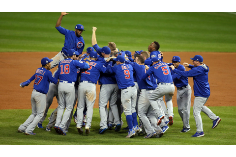 Cubs win thrilling Game 7 in 10 innings for first World ...