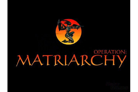 Operation: Matriarchy Download (2005 Arcade action Game)