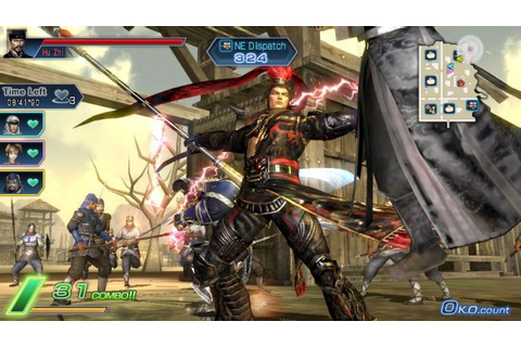 Review: Dynasty Warriors NEXT