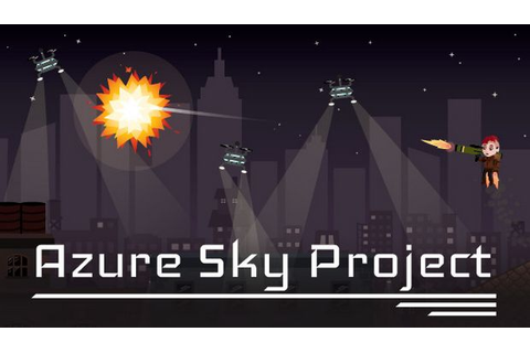 Azure Sky Project Free Download PC Games | ZonaSoft