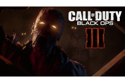 Black Ops III Zombies Trailer Takes Players Back To The ...