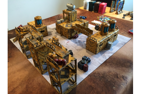 Mantic's Deadzone skirmish game – review | Heretic 30k