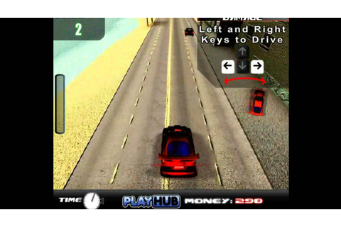 Red Driver 2 Game Online - Car Racing Games To Play Online ...