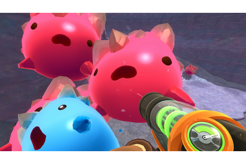 After A Year In Early Access, Slime Rancher Has Become One ...