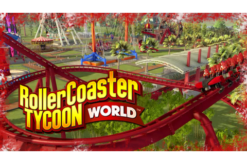 RollerCoaster Tycoon World News | Six Flags Collaboration ...