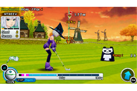 PANGYA: Fantasy Golf Game | PSP - PlayStation