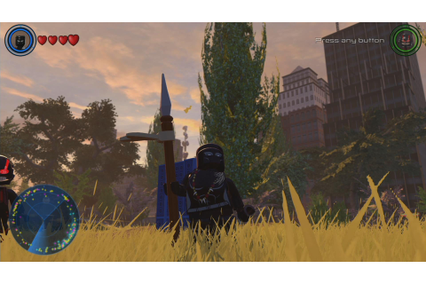 LEGO Avengers' Black Panther DLC Really Milks The Whole ...