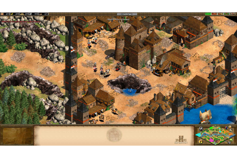 Test d'Age of Empires II HD : The Forgotten sur HistoriaGames