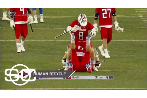 Best Goal Celebrations From 2017 All-American Lacrosse ...