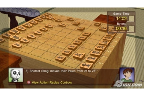 Shotest Shogi Review - IGN