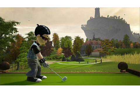 Golf: Tee It Up! Review - Gaming Nexus