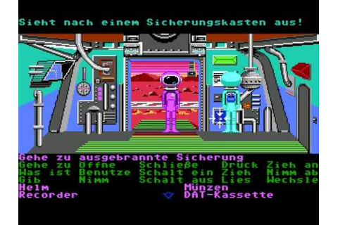 Lets Play - Zak McKracken and the Alien Mindbenders ...