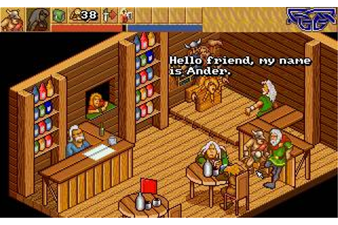 Heimdall 2 Download (1994 Adventure Game)