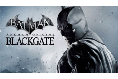 CGR Undertow - BATMAN: ARKHAM ORIGINS BLACKGATE review for ...