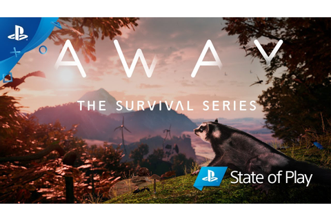 AWAY: The Survival Series - Announce Trailer | PS4 - YouTube