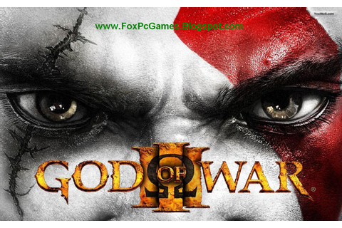God Of War 3 Pc Game Free Download Full Version - Fox Pc Games
