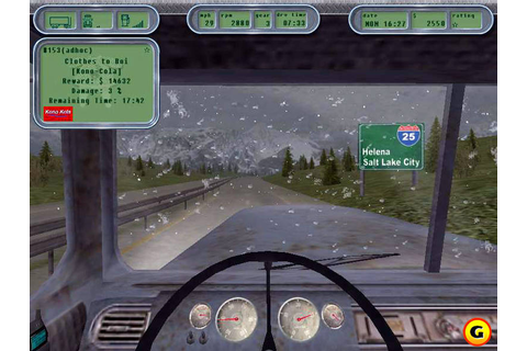 Hard Truck: 18 Wheels of Steel - Download PC games, movies ...