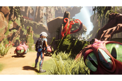 Journey to the Savage Planet review | GamesRadar+