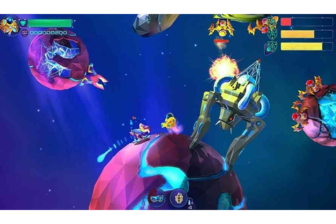 Robonauts Review - This Modern Arcade Shooter Should Have ...