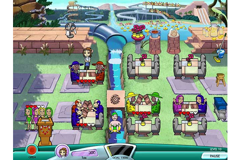 Diner Dash: Seasonal Snack Pack game: Download and Play