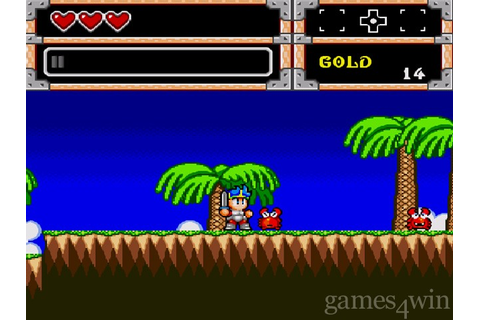 Wonder Boy In Monster World. Download and Play Wonder Boy ...