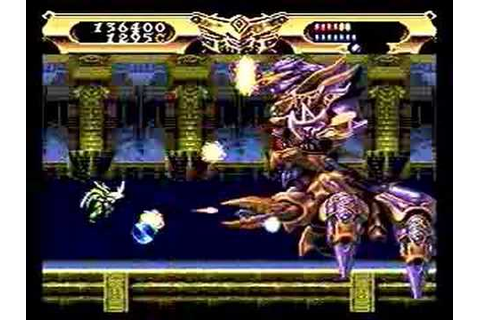 Lords of Thunder (TurboGrafx-16) - YouTube