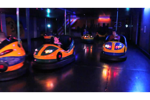 Megazone Dodgems - YouTube