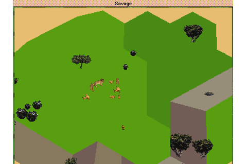 Savage: The Ultimate Quest for Survival (1996 - Windows 3 ...