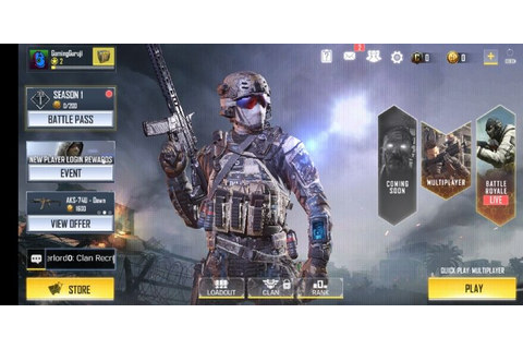 Call of Duty (COD) Mobile Game Download for Android ...