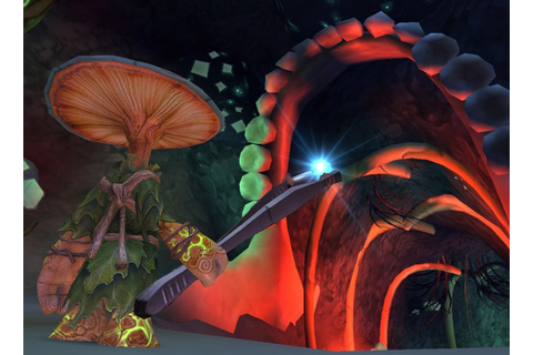 Mushroom Men: The Spore Wars (Wii) Screenshots