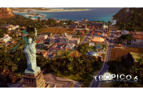 Tropico 6 Releases New Trailer Showing Off Features