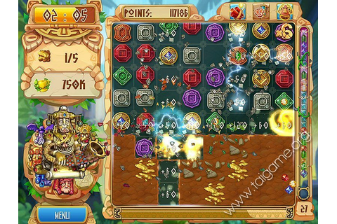 ... Treasures of Montezuma 5 - Download Free Full Games | Match 3 games