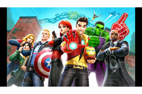 Marvel Avengers Academy: Launch Trailer - YouTube