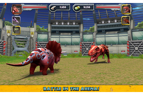 [Game Info] Jurassic Park Builder | It is Game