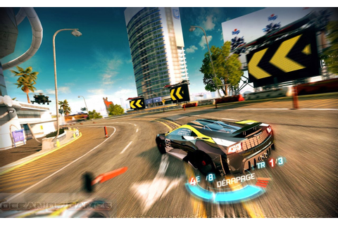 Split Second Velocity Free Download - Ocean Of Games