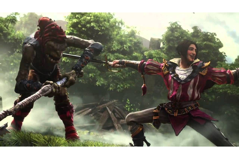 Fable Legends Trailer - New Xbox One Fable Game - YouTube