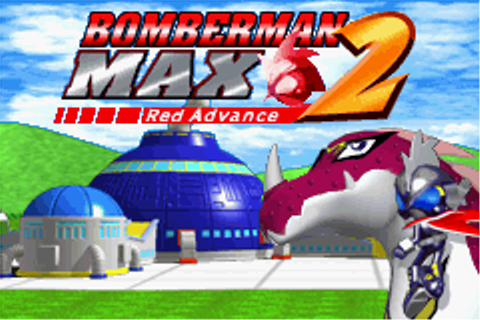 Bomberman Max 2 Red Advance (U)(Mode7) ROM