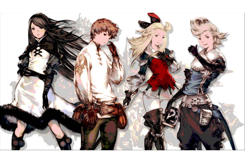 "Bravely Default: ""A Land in War"" Extended (HD) - YouTube"