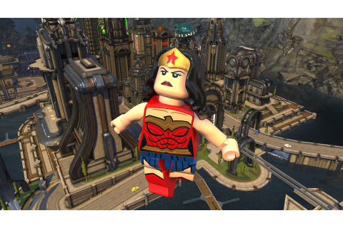 Buy LEGO DC Super-Villains PC Game | Steam Download
