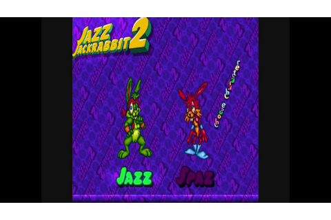 Jazz Jackrabbit 2 Game Sample - PC - YouTube