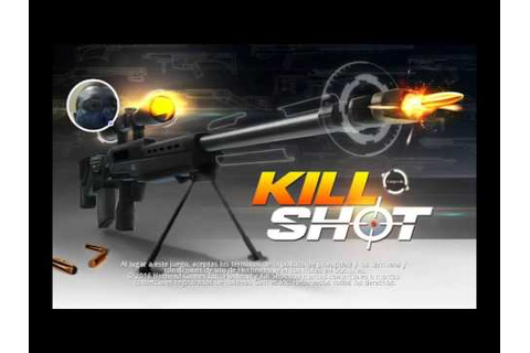 Kill shot the game - YouTube