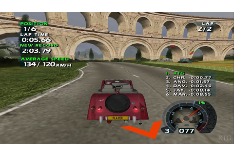 World Racing 2 PS2 Gameplay HD (PCSX2) - YouTube