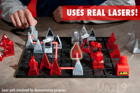 Khet Laser Game 2.0: Toy of the Year Finalist